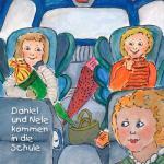 Mini-Bilderbuch - Daniel und Nele kommen in die Schule