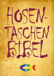 Spenden-Heft A6 - Hosentaschen-Bibel