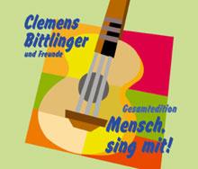 DCD + Liederbuch - Mensch sing mit - Gesamtedition