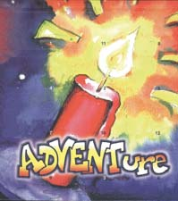 Adventskalenderbuch - ADVENTure