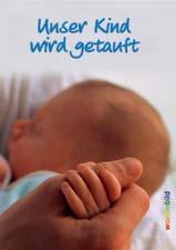 Heft A5 - Unser Kind wird getauft - Elternheft