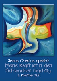 Poster A4 - Meine Kraft - Pause-Noack