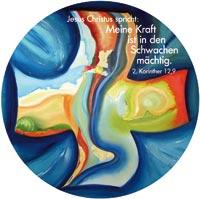 Aufkleber - Meine Kraft - Pause-Noack