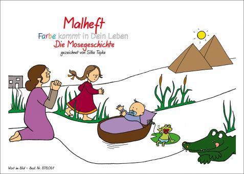 Malheft A4 - Die Mosegeschichte