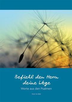 Heft A5 - Befiehl dem Herrn deine Wege
