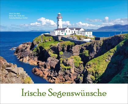 Aufstellbuch A6 - Irische Segenswünsche