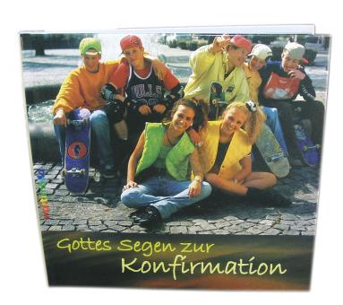 Bildband mit CD - Gottes Segen zur Konfirmation