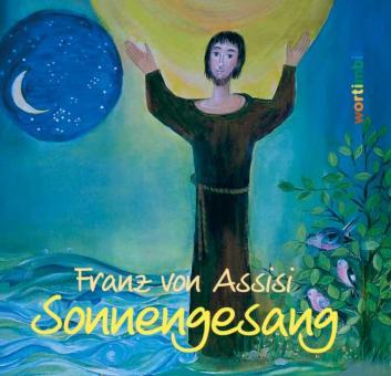 Grußheft mit CD - Franz von Assisi