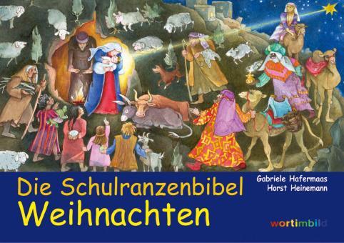 Heft - Die Schulranzenbibel Weihnachten