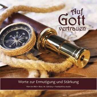 Heft A5 - Auf Gott vertrauen