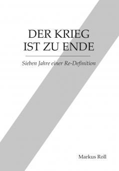 Buch - Der Krieg ist zu Ende