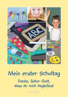 Heft A5 - Mein erster Schultag