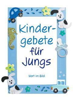Spenden-Heft A6 - Kindergebete für Jungs
