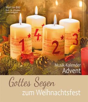 Musik-Kalender - Advent