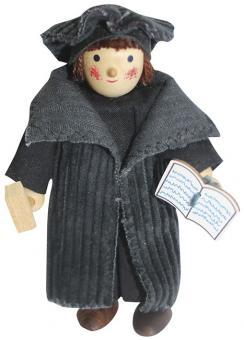 Bibel-Biege-Puppe 13 cm - Martin Luther