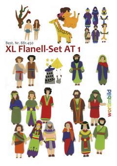 Set XL-Flanell-Bilder - Altes Testament 1 - Frühgeschichte und Auszug