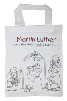Kinder Baumwolltasche - Martin Luther
