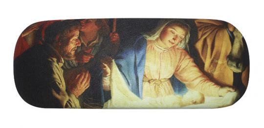 Brillenetui Set - Anbetung/Weihnachten