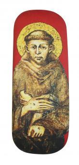 Brillenetui Set - Franz von Assisi