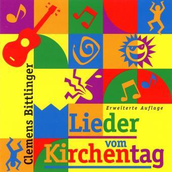 CD - Clemens Bittlinger - Lieder vom Kirchentag