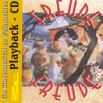 Playback-CD - Freude, Freude