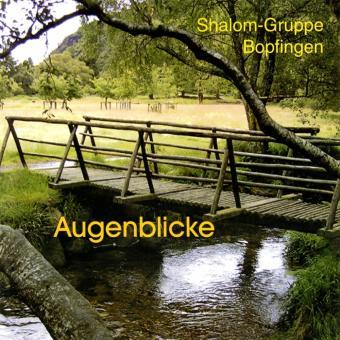 CD - Shalom-Gruppe Bopfingen - Augenblicke