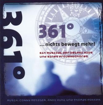 CD - Conny Metzger, Delphi Kids - 361° ... nichts bewegt mehr!