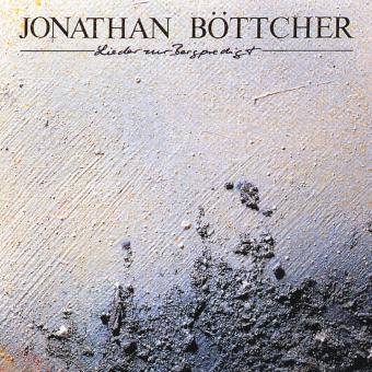 CD - Jonathan Böttcher - Lieder zur Bergpredigt