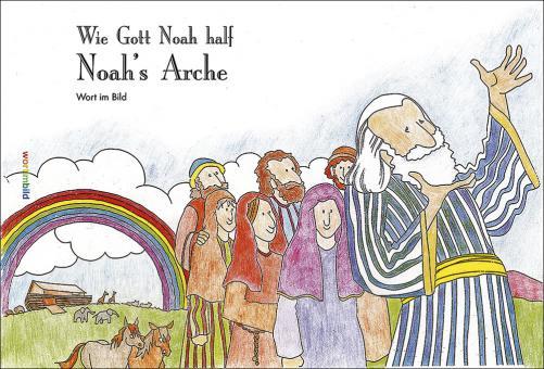 Malheft A4 - Noahs Arche