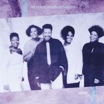 LP - The Richard Smallwood Singers - Vision