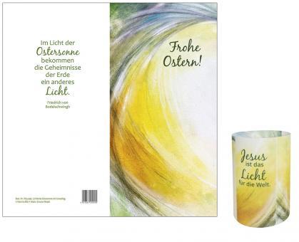 Lichtkarte - Ostersonne - Simone Riedel