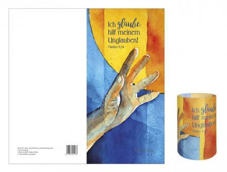 Lichtkarte - Jahreslosung 2020 - Friese
