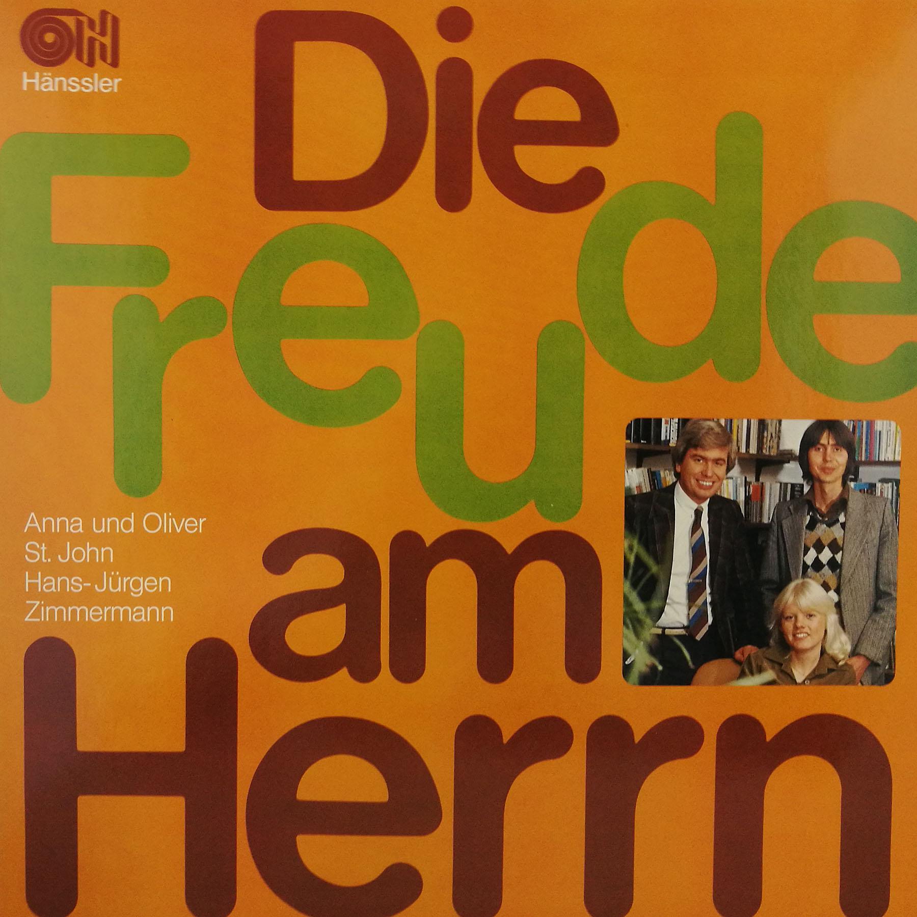 Wort im Bild - Shop   LP - Hans-Jürgen Zimmermann - Die