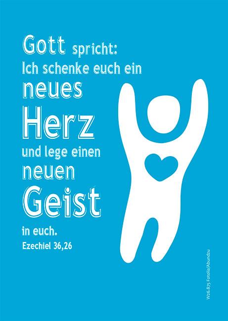 herz mensch
